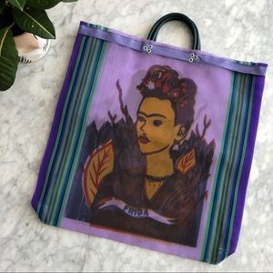 Handbags - Frida Kahlo Mexican Market Bag